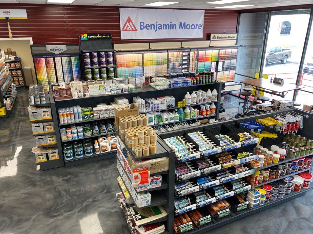 Pintura Paint Supply Store San Antonio