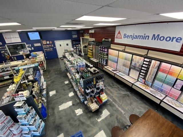 Benajmin Moore Paint Store San Antonio