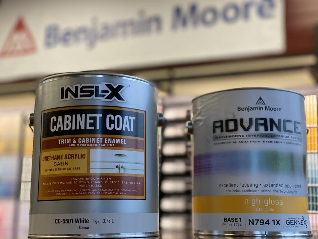 Cabinet paint supply san antonio